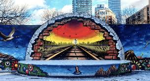 this map shows you where the best street art is in toronto daily screen shot 2017 01 23 at 2 08 59 pm
