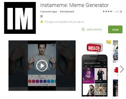 Meme Generator Apps - top meme generator tools and apps to create funny memes online