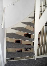 treppe belegen beispiele renovierter treppen