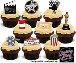 36 novelty hollywood family movie night mix stand up edible