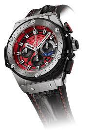 Spa Inox Prix F1 King Power Watch By Hublot Marks Return Of U S Grand Prix