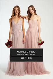 lhuillier bridesmaids trending lhuillier fall 2016 bridesmaid collection