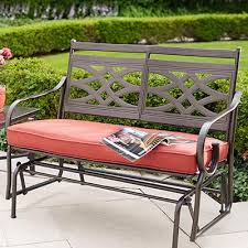 Outdoor Cushions Outdoor Furniture The Home Depot - Outdoor iron furniture