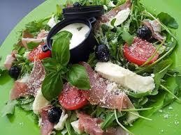 cuisiner la salade verte recette de salade verte à l italienne