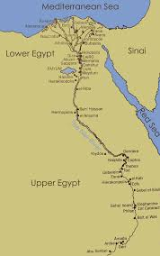 geography ancient egypt 101