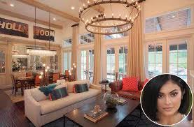 kris jenner home interior inside the family s homes