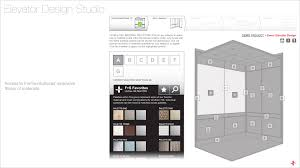elevator design studio forms surfaces