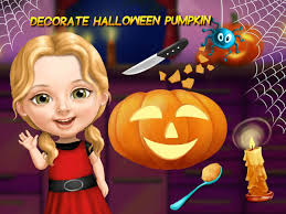 party city halloween games sweet baby halloween fun android apps on google play