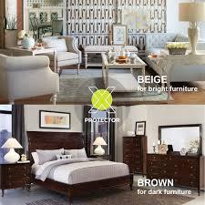 Laminate Floor Protectors 61 Off X Protector Premium Furniture Pads 133 Piece Felt Pads