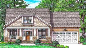 plan 94034ch craftsman bungalow with master on main craftsman