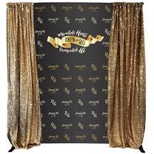 cheap wedding backdrop kits my whole heart custom wedding backdrop kit backdrop express