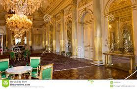 palace interiors interiors of royal palace brussels belgium stock photo image of