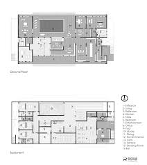 modern beach house floor plans beach house
