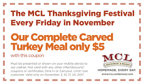 carved turkey mymclmeal