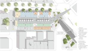 logan square architects pitch market concept for parking lot next