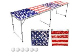 Beer Pong Table Size Top 5 Best Beer Pong Tables U0026 Tailgate Tables Reviews In 2017