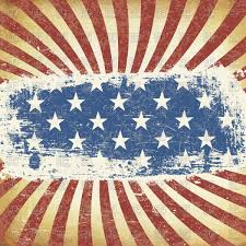 Big American Flags Grunge American Flag Background Royalty Free Vector Clip Art Image