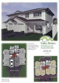 Dual Occupancy Floor Plans Valley Homes U2013 Duplex Plans U0026 Designs