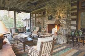 fireplace best outdoor fireplace porch decorations ideas