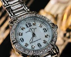 anne klein charm bracelet watches images Vintage anne klein watches etsy jpg