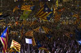 europe wary but muted ahead of catalonia u0027s independence vote