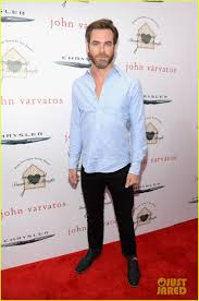 chris pine kate walsh u0026 more make it a star studded event at