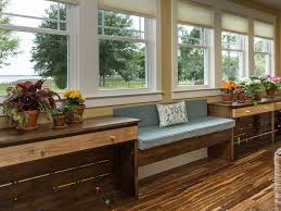 decorations functional built in window bench with storage