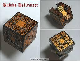 diy hellraiser rubik u0027s cube puzzle box my inner geek