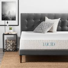 Bed Topper Comparison Of Mattress Lucid Mattress