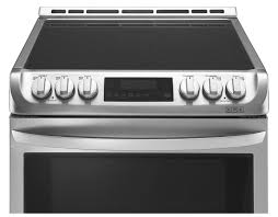 lg lse4613st 30 inch slide in electric range with smoothtop