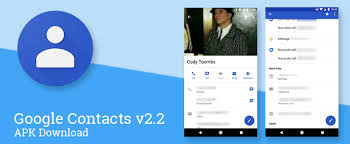 contacts apk contacts v2 2 updates the contact pages with access