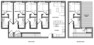 Downing Street Floor Plan Professional Apartment Floorplans The Mark