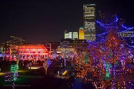 christmas lights in tulsa ok guthrie green christmas lights tulsa ok steven wilson flickr