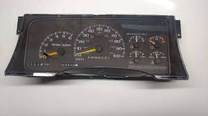 used chevrolet c1500 instrument clusters for sale