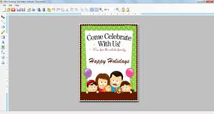 free greeting card software design printable anniversary
