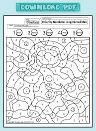 160 best math chiffres coloriages images on pinterest