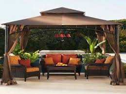 Cheap Beach Umbrella Target by Inspirations Allen Roth Patio Furniture Target Outdoor