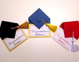 custom gift card holders graduation money holder etsy