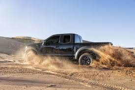 ford raptor jump 2017 ford f 150 raptor is the bulldozer for your sandcastle