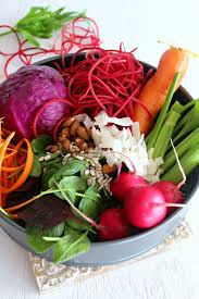 red cabbage spinach u0026 beetroot detox salad berry sweet life