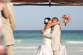riviera maya wedding at al cielo boutique hotel best beach for a