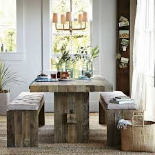 Rustic Bench Dining Table Decorating Handcrafted Wood Benches Rustic Dining Table And Bench