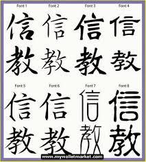 Tattoo Idea Generator Chinese Tattoo Writing Generator All About Tattoo