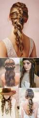 latest bridal hairstyle 2016 30 boho chic hairstyles for 2016 pretty designs