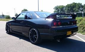 nissan skyline 2007 this nissan skyline r33 has more power than an aventador for 6 of