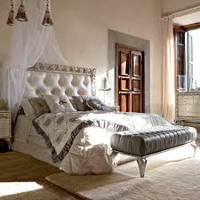 double bed classic with upholstered headboard upholstered