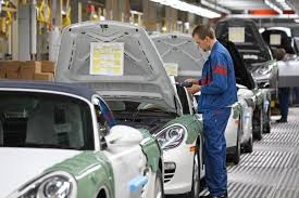 porsche stuttgart factory porsche revises employee agreements to reduce redundancies u2013 drive