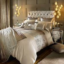 kylie minogue ombre champagne bed linen range house of fraser
