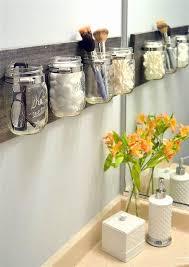 bocaux decoration cuisine boite rangement cuisine génial détournement de bocaux en verre en
