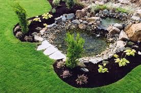 Garden Design Garden Design with KeralaHouseDesigner